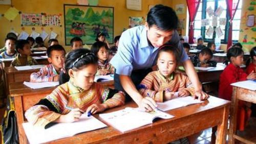 Báo cáo về chính sách phân luồng sau giáo dục THCS tại vùng đồng bào dân tộc thiểu số giai đoạn 2010-2018 tỉnh Đắk Lắk