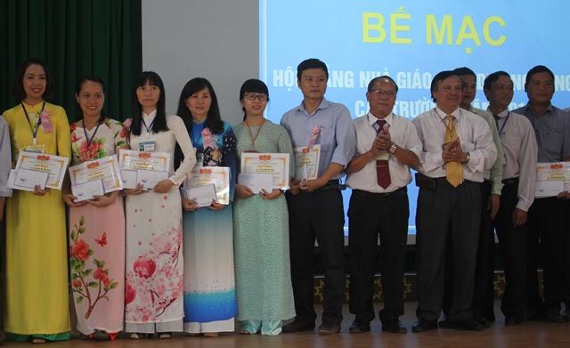Hội giảng Nhà giáo Giáo dục nghề nghiệp cấp trường năm 2019