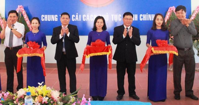 Đẩy mạnh cải cách hành chính: Điểm sáng từ huyện Krông Năng
