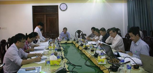 Họp Hội đồng thẩm định Đề án Chương trình mỗi xã một sản phẩm, giai đoạn 2018 – 2020 trên địa bàn tỉnh Đắk Lắk