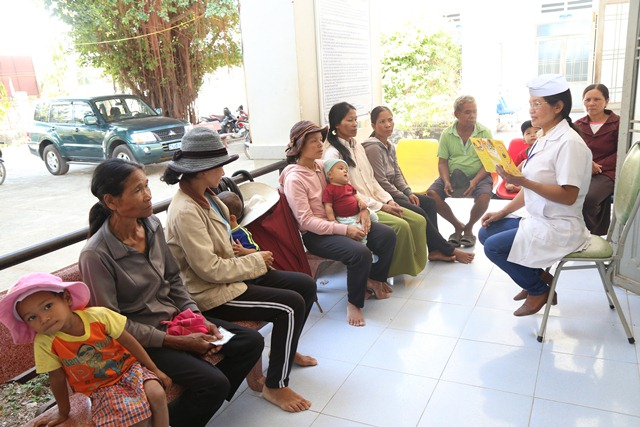 """Huyện Lắk: Bệnh sởi có dấu hiệu """"hạ nhiệt"""" nhưng không nên chủ quan"""