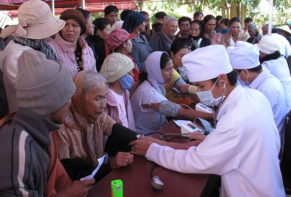 Thúc đẩy tiến độ Dự án Chăm sóc sức khỏe nhân dân các tỉnh Tây Nguyên giai đoạn 2, vay vốn ADB