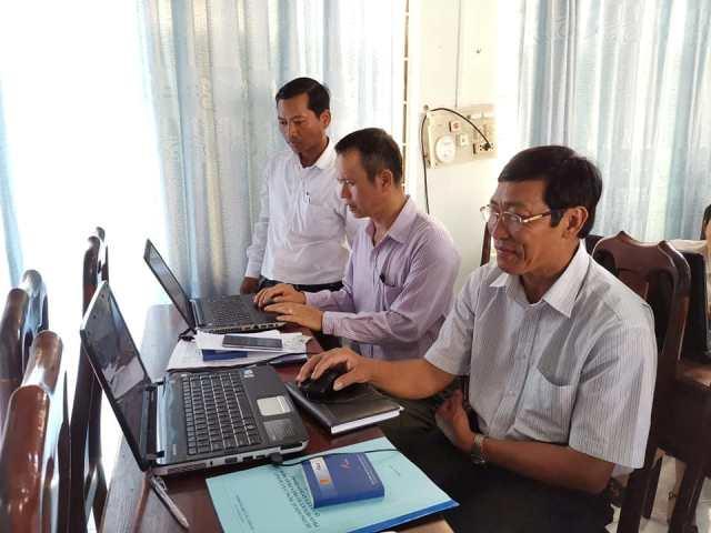 Huyện M'Đrắk tập huấn sử dụng chữ ký số chuyên dùng cho cơ quan Nhà nước