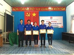 Huyện đoàn M'drắk triển khai công tác đoàn và phong trào thanh thiếu nhi quý II năm 2019
