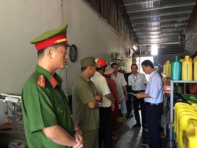 Huyện M'Drắk: Cưỡng chế hộ kinh doanh nợ đọng thuế