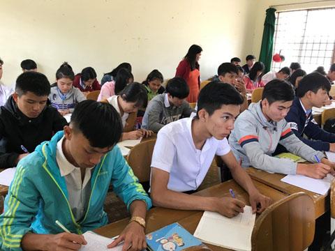 Công bố danh mục thủ tục hành chính trong lĩnh vực Giáo dục và Đào tạo
