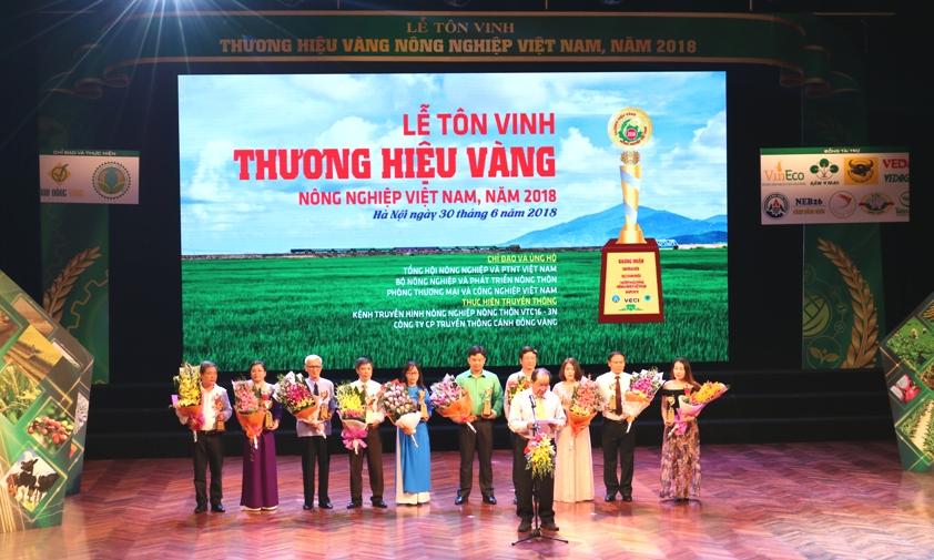 """Tham gia tuyển chọn và giới thiệu thương hiệu, sản phẩm tham dự Chương trình """"Thương hiệu Vàng nông nghiệp Việt Nam năm 2019"""""""