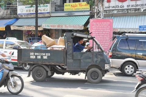 Tăng cường công tác xử lý đối với các phương tiện giao thông hết niên hạn sử dụng hoặc quá hạn kiểm định nhưng vẫn tham gia giao thông trên địa bàn