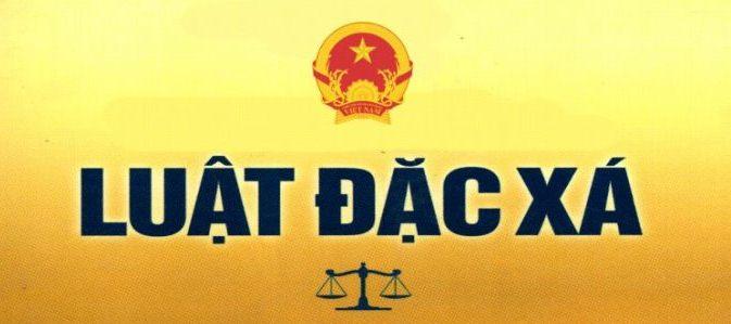 Kế hoạch triển khai thi hành Luật Đặc xá trên địa bàn tỉnh