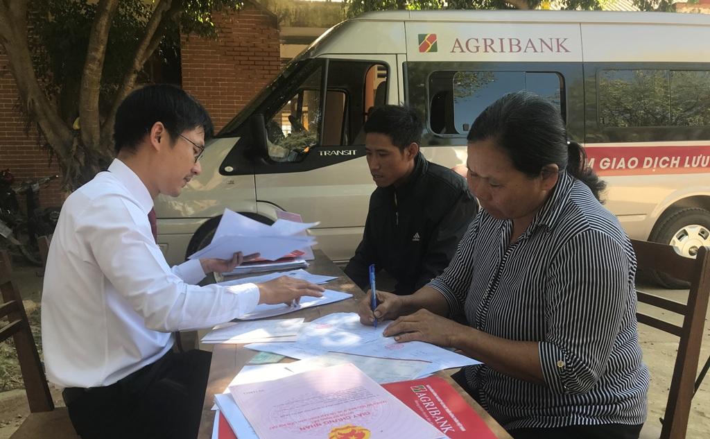 Agribank Đắk Lắk: Đa dạng hình thức tiếp cận, cung ứng vốn cho người dân