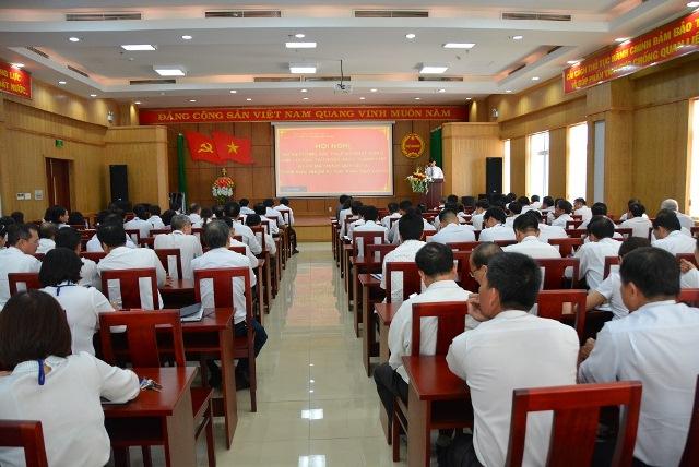 Thành phố Buôn Ma Thuột, Hội nghị sơ kết công tác thu ngân sách Nhà nước quý I và triển khai nhiệm vụ, giải pháp quý II năm 2019