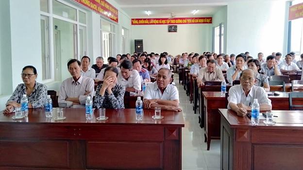 Huyện ủy Lắk: Tổ chức Hội nghị học tập, quán triệt và triển khai thực hiện các Chỉ thị, Nghị quyết của Đảng.