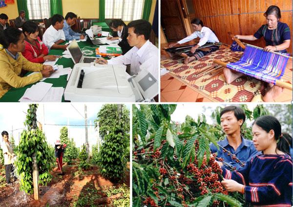 Tình hình thực hiện Chương trình Giảm nghèo bền vững năm 2018 và phương hướng, nhiệm vụ năm 2019