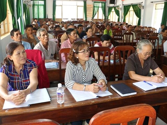 Kế hoạch thực hiện Tiểu dự án Nâng cao năng lực cho cộng đồng và cán bộ cơ sở thuộc Chương trình 135 năm 2019