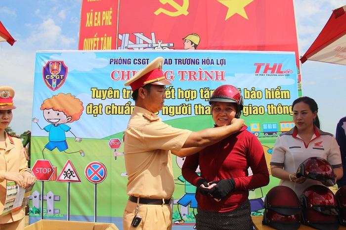 Công an tỉnh Đắk Lắk : Nhiều giải pháp nâng cao hiệu quả tuyên truyền, phổ biến giáo dục pháp luật