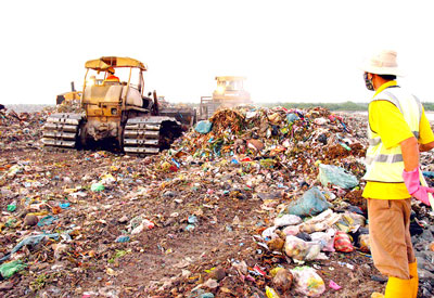 Tình hình phát sinh và quản lý chất thải rắn trên địa bàn tỉnh