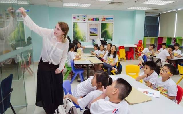 Báo cáo về hợp tác, đầu tư của nước ngoài trong lĩnh vực giáo dục