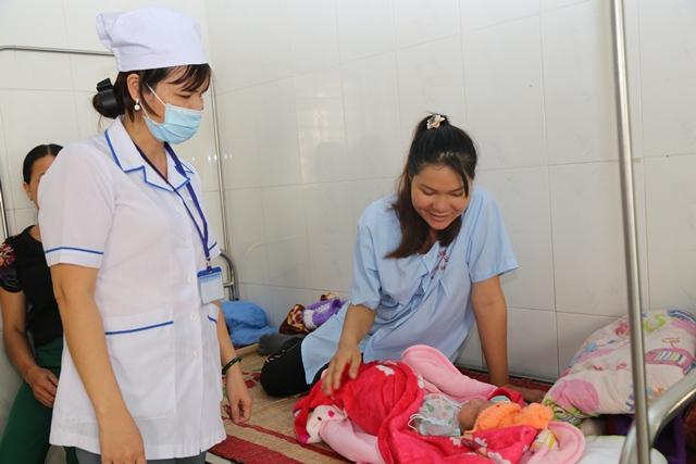Những nỗ lực ở Khoa Ngoại sản Bệnh viện đa khoa huyện Lắk