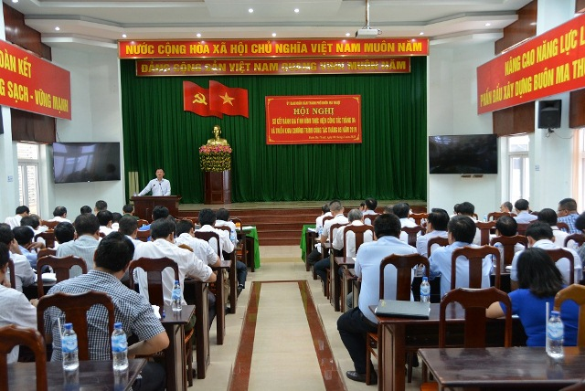 UBND thành phố Buôn Ma Thuột triển khai nhiệm vụ tháng 5/ 2019