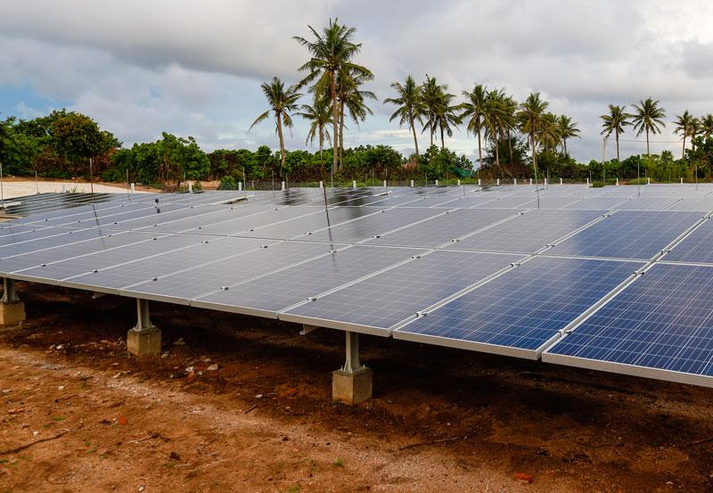 """Kiểm tra, giám sát Chương trình """"Hỗ trợ chính sách phát triển năng lượng và tăng cường tiếp cận năng lượng bền vững tới khu vực nông thôn, miền núi và hải đảo"""" vốn ODA-EU tài trợ"""