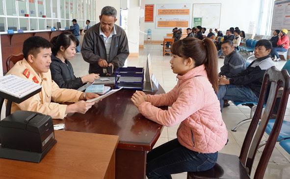 Công bố Chỉ số cải cách hành chính (PAR INDEX) năm 2018: Đắk Lắk xếp thứ 43/63 tỉnh, thành phố