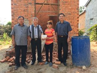 Huyện M'Đrắk Chăm lo cho những nạn nhân chất độc da cam