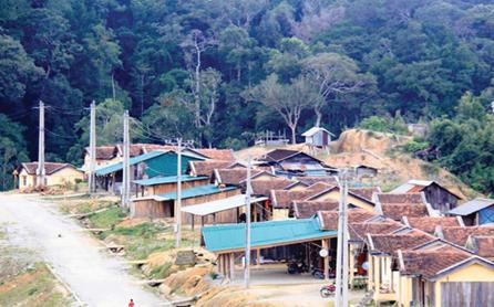 Lập các dự án ổn định đời sống và sản xuất cho người dân sau tái định cư các dự án thủy lợi, thủy điện