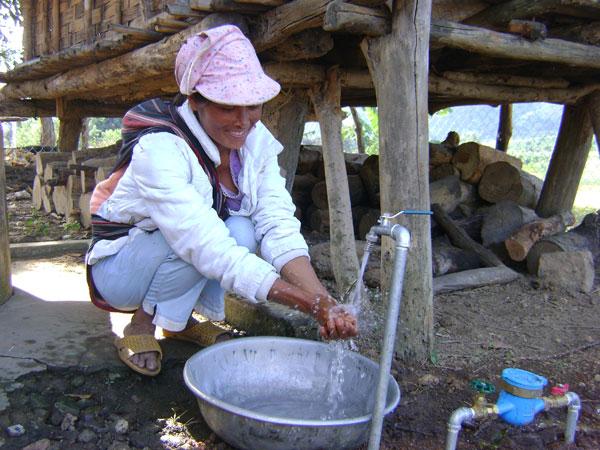 Đầu tư dự án Cấp nước sạch xã Krông Na, huyện Buôn Đôn