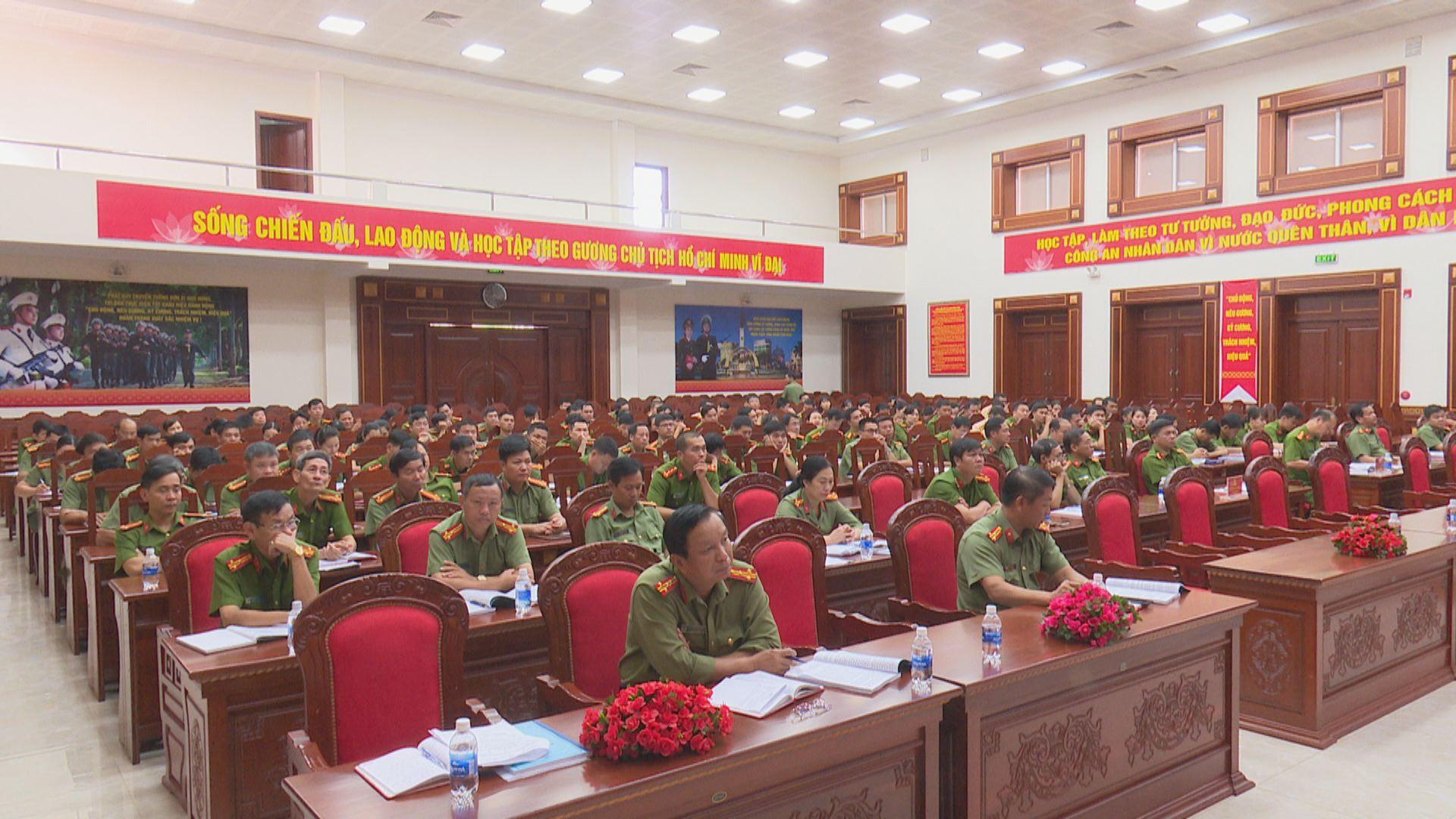 Khai mạc lớp bồi dưỡng nghiệp vụ công tác kiểm tra, giám sát và thi hành kỷ luật của Đảng năm 2019