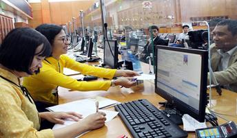 Công bố danh mục thủ tục hành chính được tiếp nhận và trả kết quả qua dịch vụ bưu chính công ích