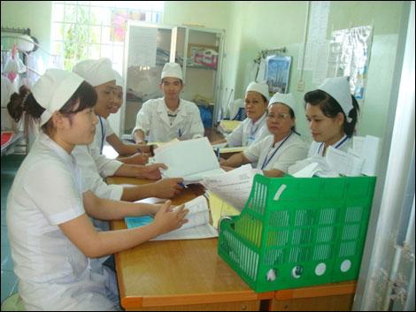 Sở Y tế kiểm tra công tác phòng chống dịch bệnh tại các địa phương