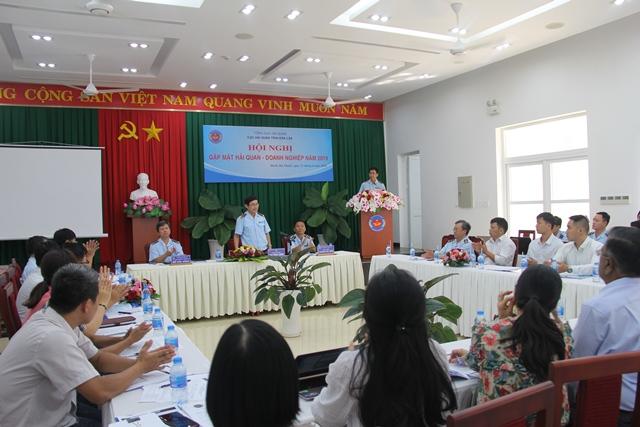 Hải quan Đắk Lắk không ngừng nỗ lực cải thiện chỉ số mức độ hài lòng của doanh nghiệp