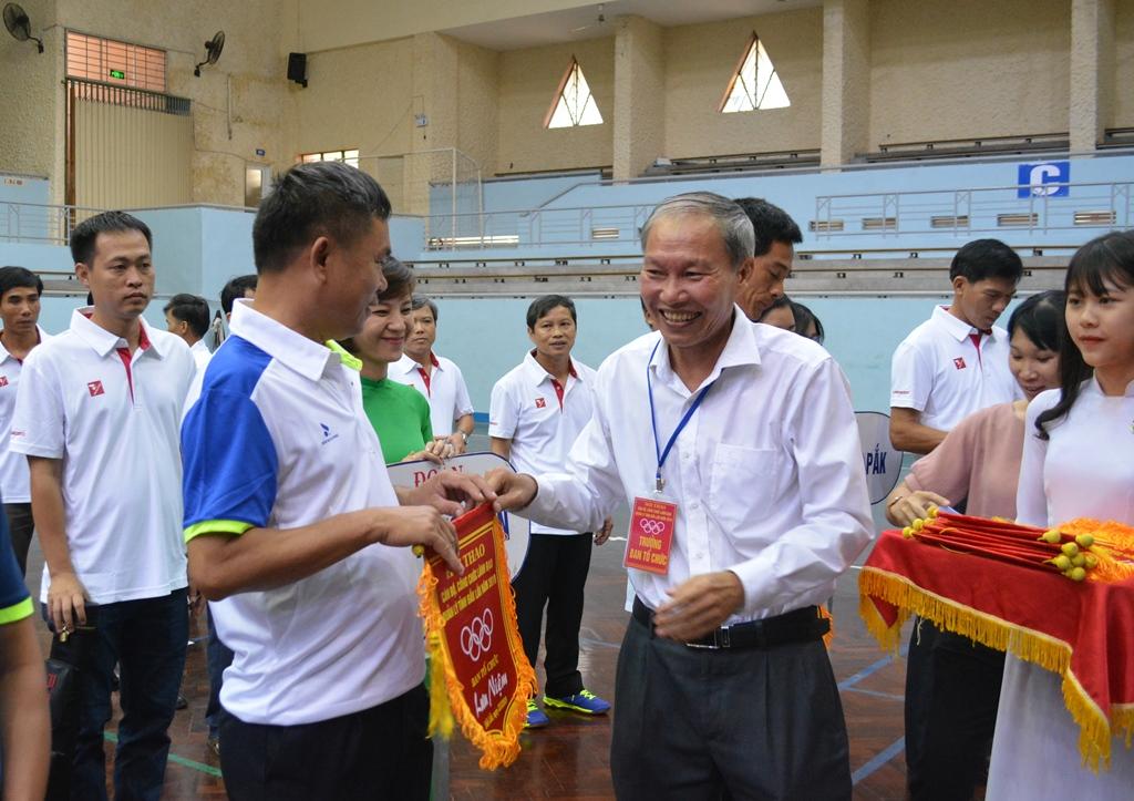 226 vận động viên tham dự Hội thao cán bộ, công chức lãnh đạo quản lý năm 2019