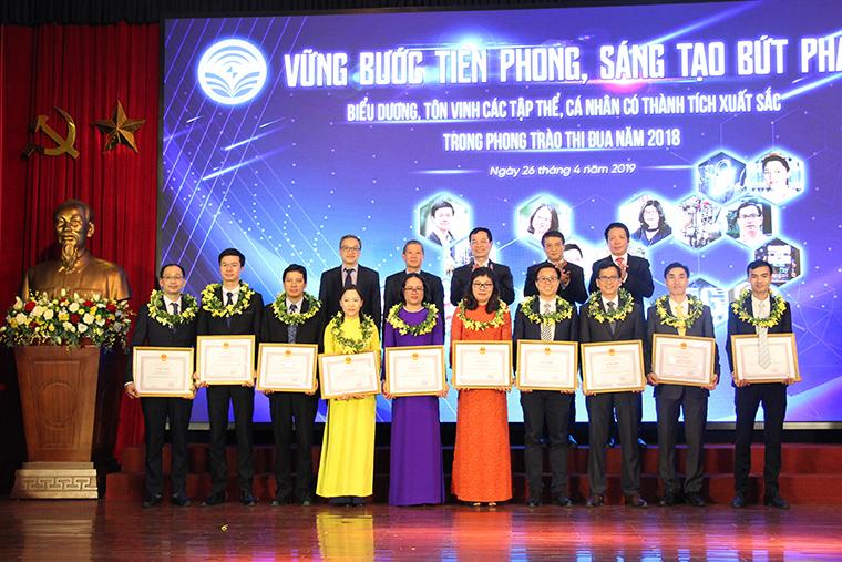 Đề cử doanh nghiệp, cá nhân tham gia tôn vinh điển hình sáng tạo Việt Nam 2019.