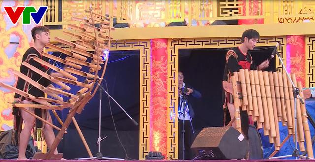 Đoàn Ca múa dân tộc tỉnh Đắk Lắk tham dự Liên hoan Âm nhạc ASEAN