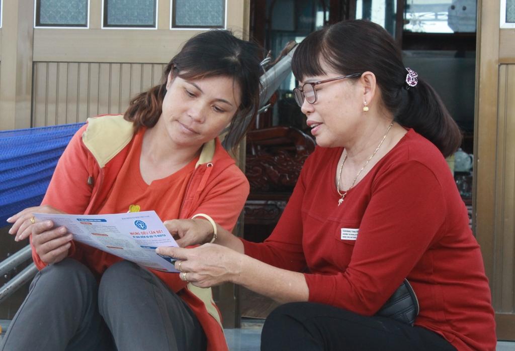 Xã Ea M'doal - huyện M'Đrắk tiết kiệm chi ngân sách hỗ trợ đóng BHXH tự nguyện