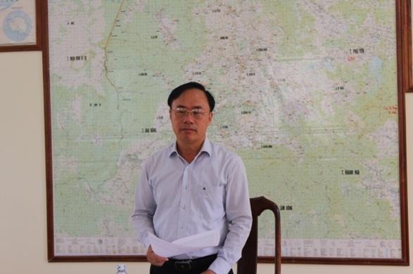 Họp Ban chỉ đạo Diễn tập phòng, chống cháy rừng huyện M'Đrắk năm 2019