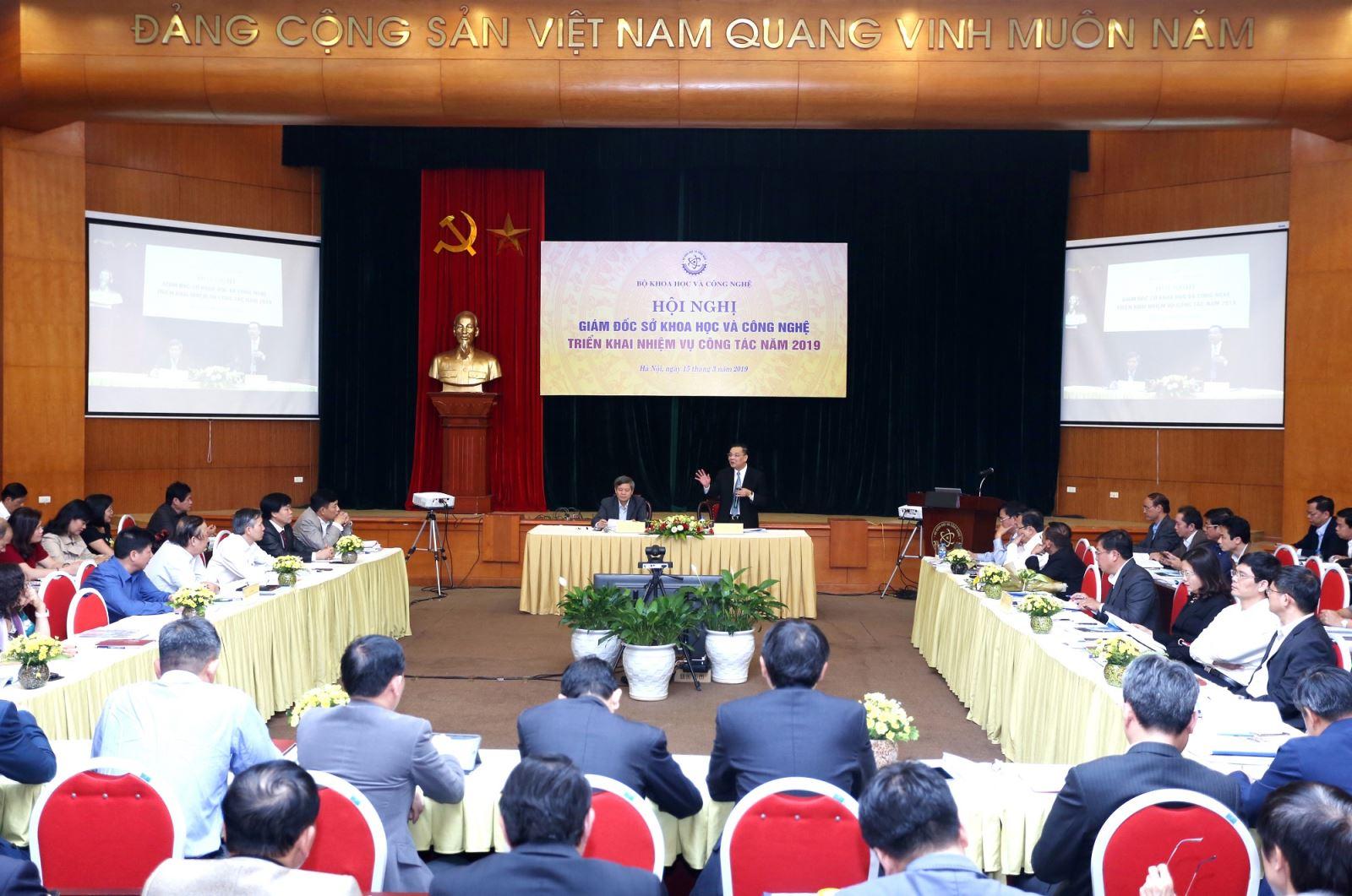 Triển khai các nhiệm vụ trọng tâm của ngành KH&CN theo chỉ đạo của Thủ tướng Chính phủ