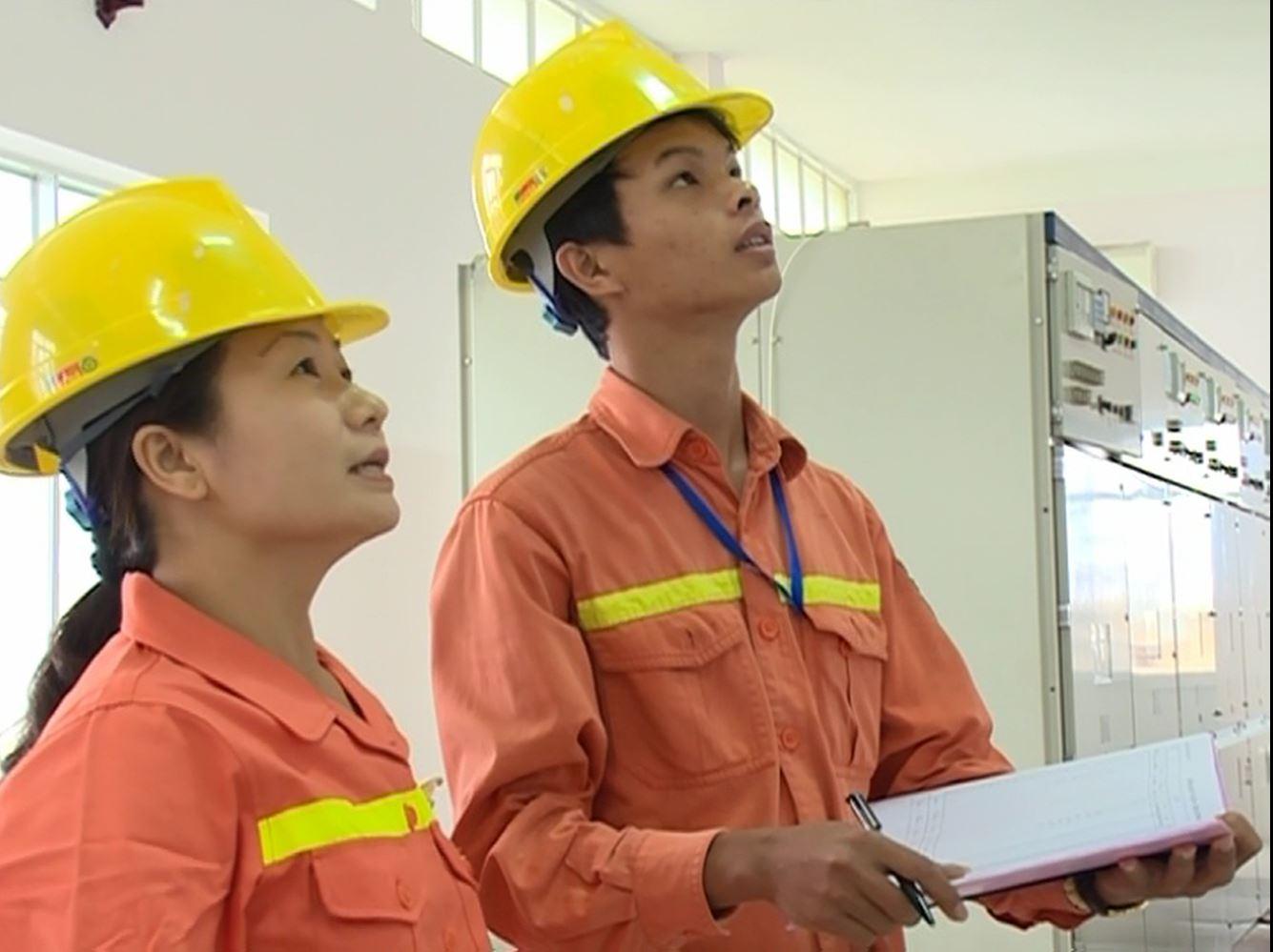 Quy định ngành nghề kinh doanh trong lĩnh vực điện lực.