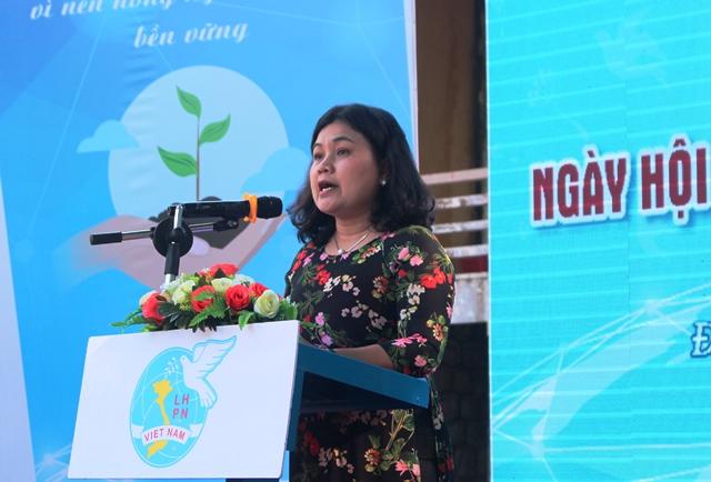 """Khai mạc """"Ngày hội Phụ nữ khởi nghiệp"""" năm 2019"""
