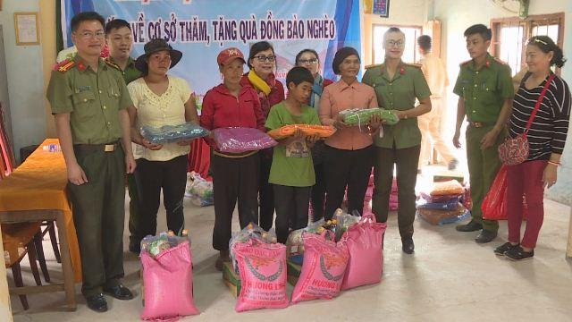 Nghĩa tình của những tấm lòng hảo tâm gửi đến các buôn làng Đắk Lắk