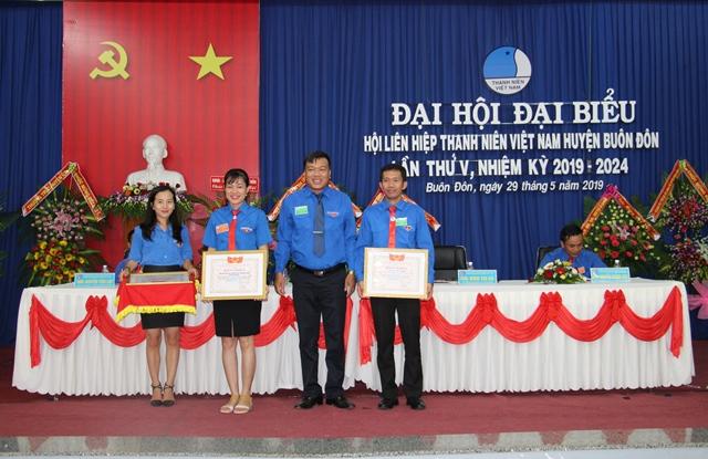 Đại hội đại biểu Hội LHTN Việt Nam huyện Buôn Đôn lần thứ V, nhiệm kỳ 2019 - 2024