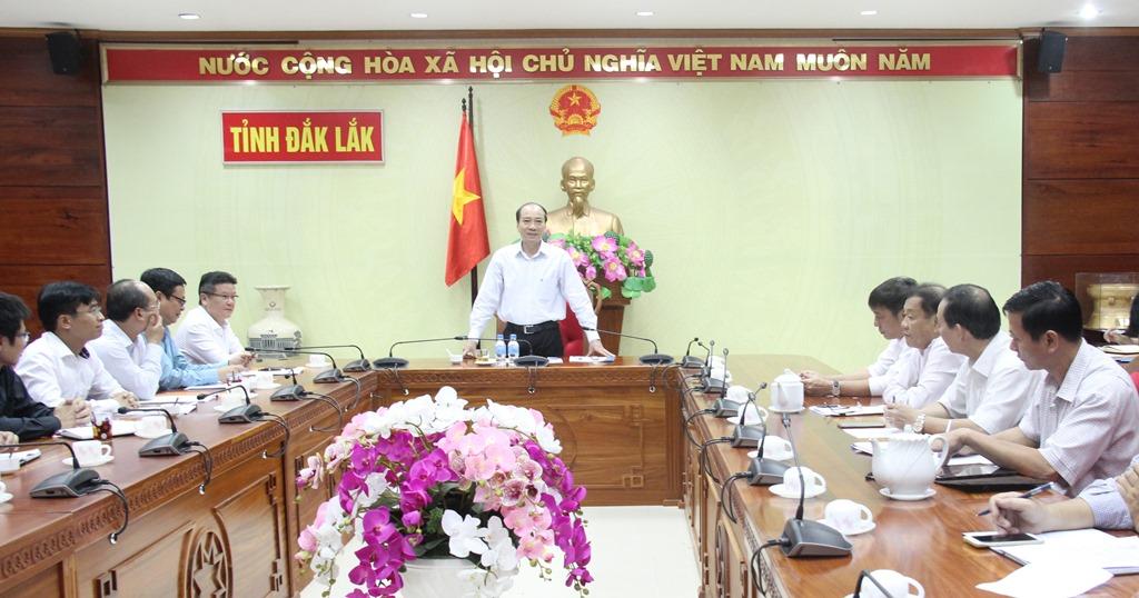Tập đoàn Xăng dầu Việt Nam hỗ trợ Đắk Lắk  2 tỷ đồng thực hiện công tác an sinh xã hội.