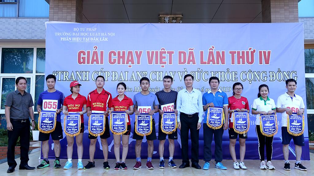 """Giải Việt dã """"Chạy vì sức khỏe cộng đồng"""" lần thứ IV năm 2019"""