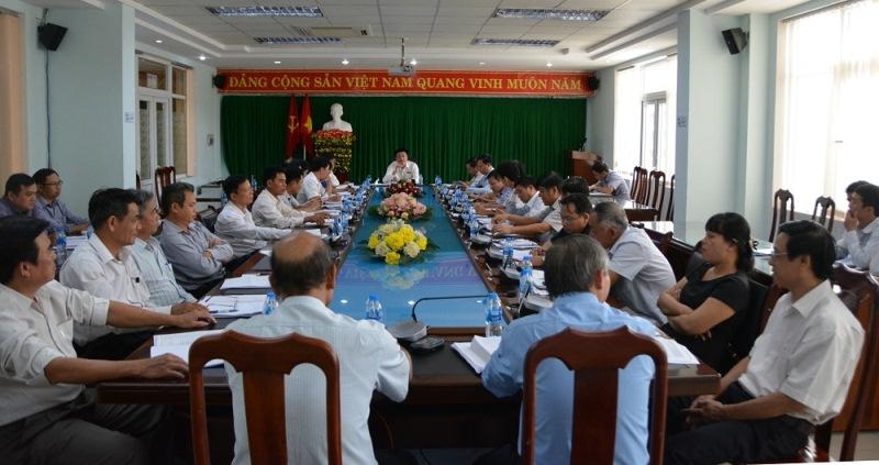 Thành ủy Buôn Ma Thuột triển khai một số nhiệm vụ trọng tâm tháng 6 năm 2019