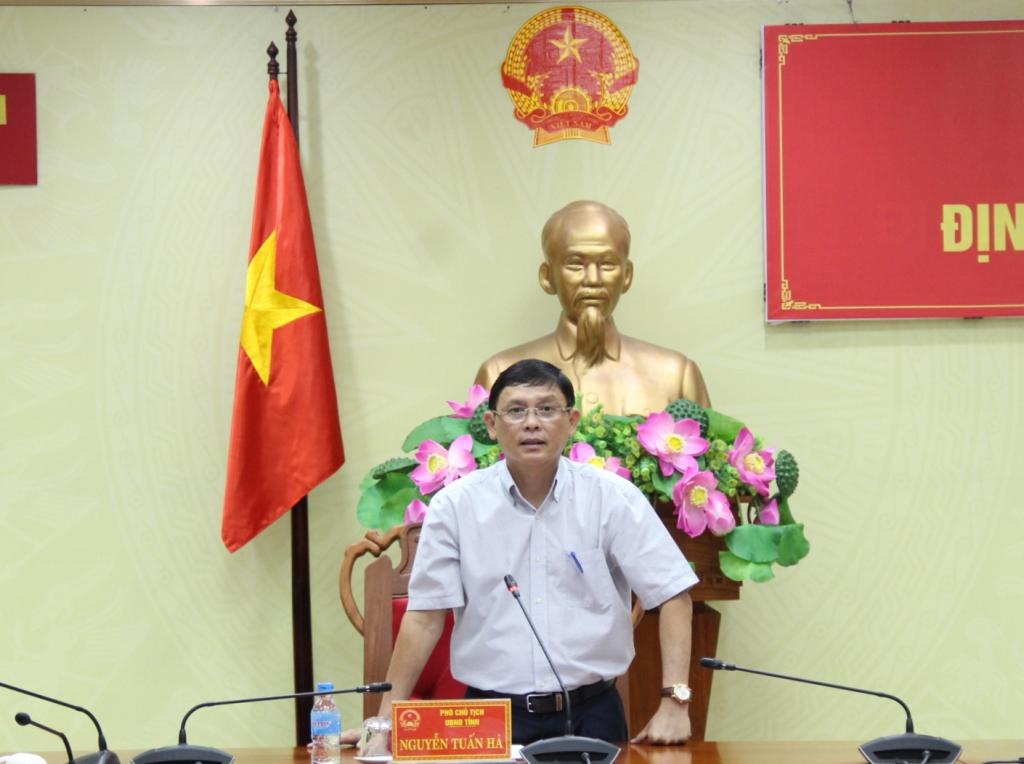 UBND tỉnh họp báo định kỳ tháng 5/2019