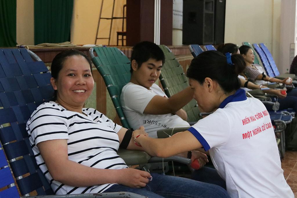Đoàn khối các cơ quan tỉnh: Hơn 300 tình nguyện viên tham gia Ngày hội hiến máu tình nguyện đợt 2 năm 2019