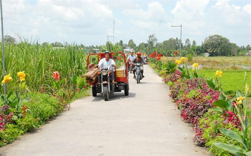 Báo cáo đánh giá 10 năm thực hiện công tác quy hoạch thuộc Chương trình MTQG xây dựng nông thôn mới trên địa bàn tỉnh