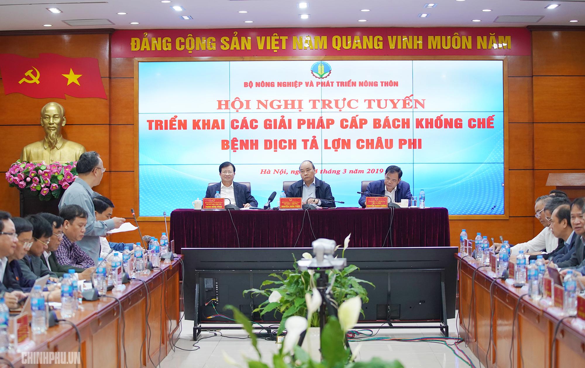 Triển khai Thông báo số 192/TB-VPCP ngày 17/5/2019 của Văn phòng Chính phủ