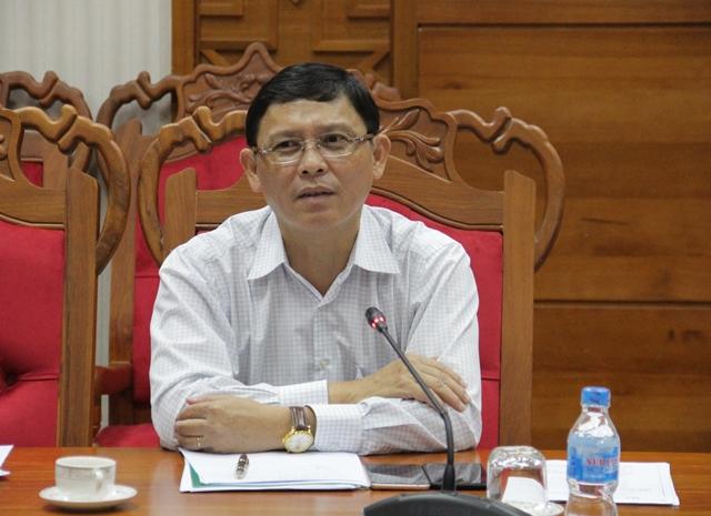 Lãnh đạo UBND tỉnh làm việc với Viện ứng dụng công nghệ và phát triển nông nghiệp Việt Nam